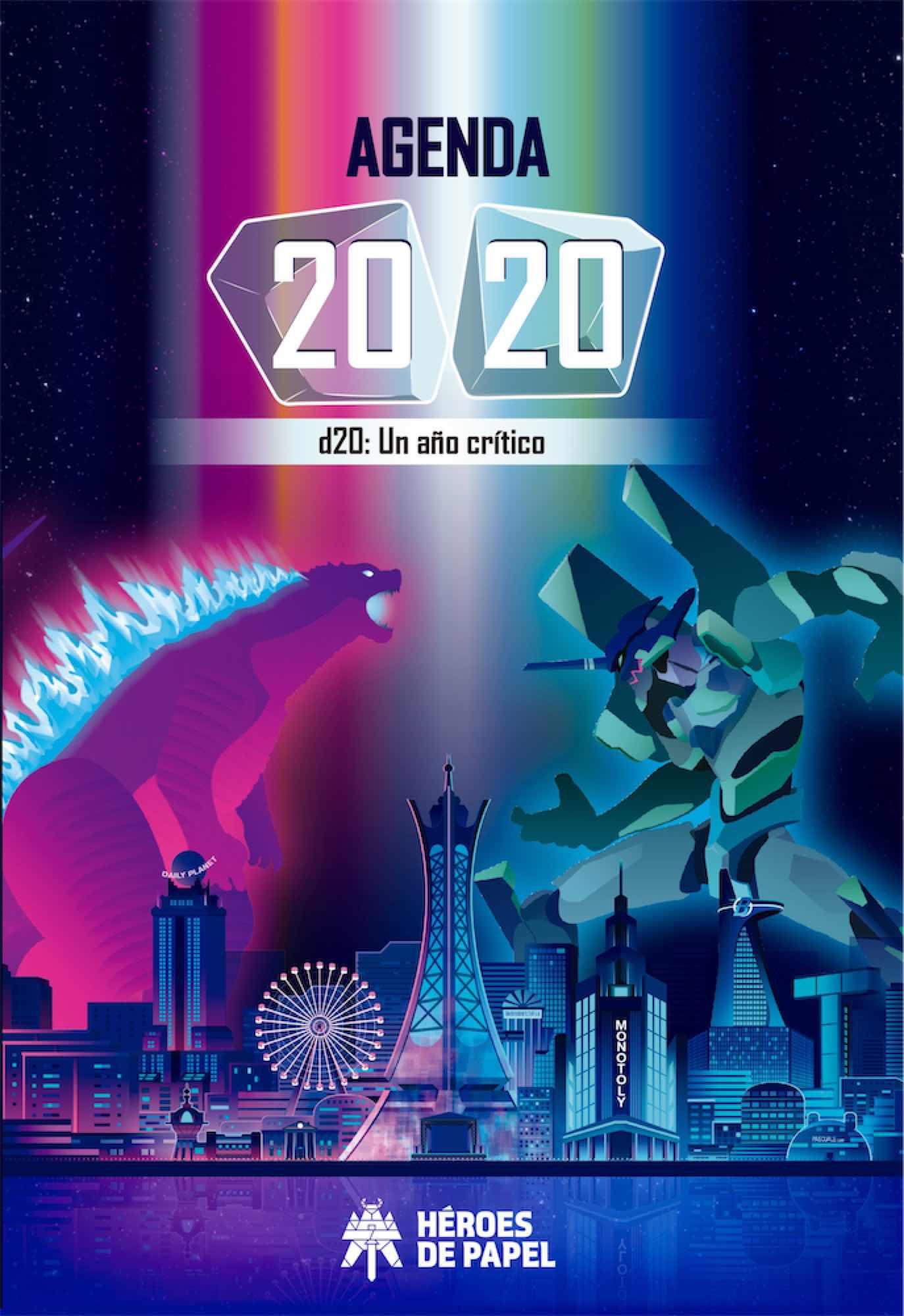 AGENDA 2020: UN AÑO CRITICO