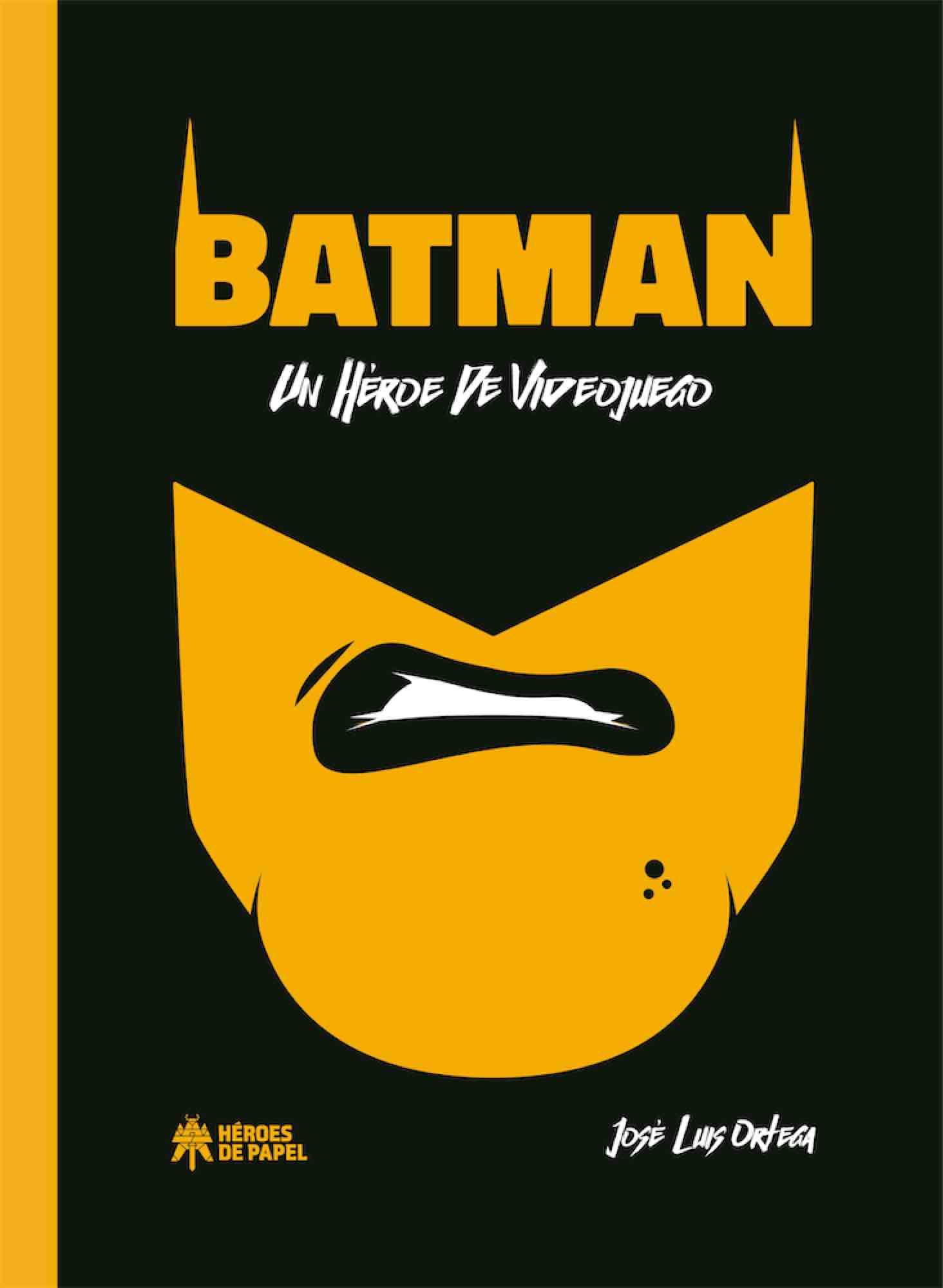 BATMAN: UN HEROE DE VIDEOJUEGO
