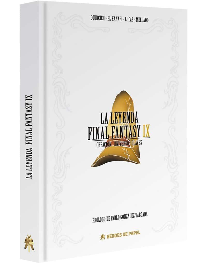 LA LEYENDA FINAL FANTASY IX