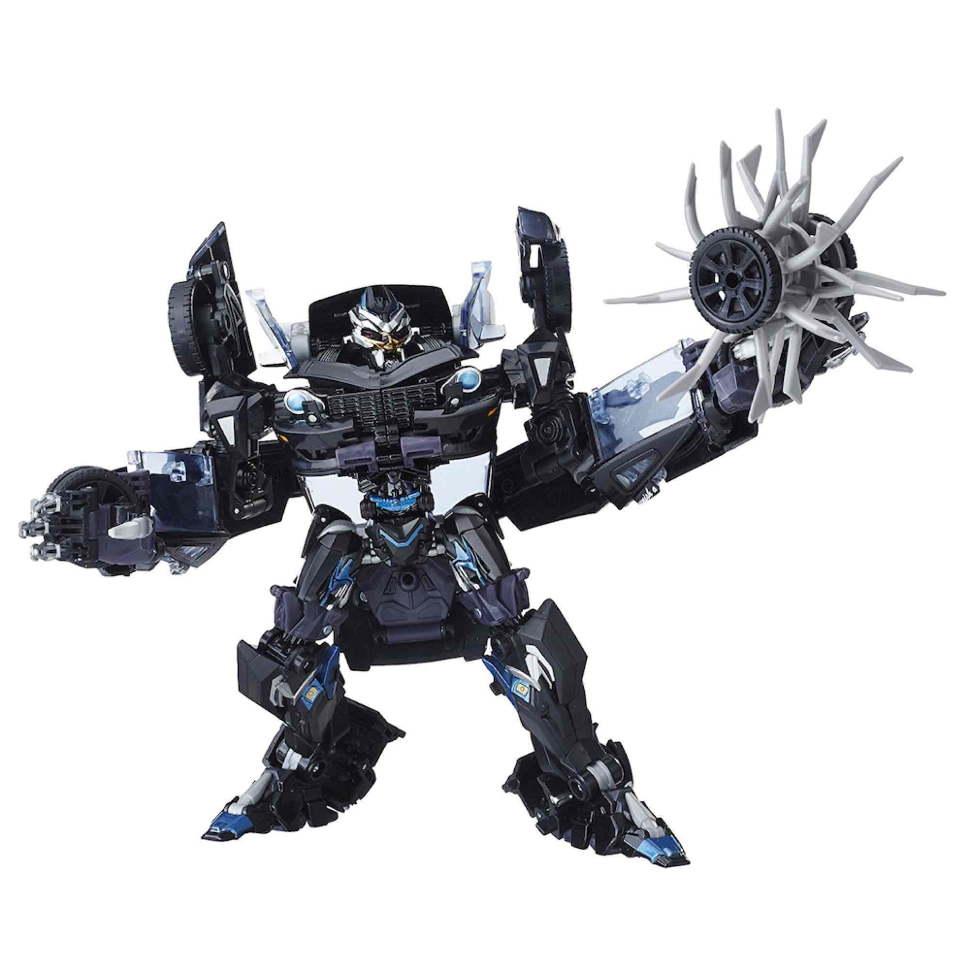 BARRICADE FIGURA 23 CM TRANSFORMERS MOVIE MASTERPIECE