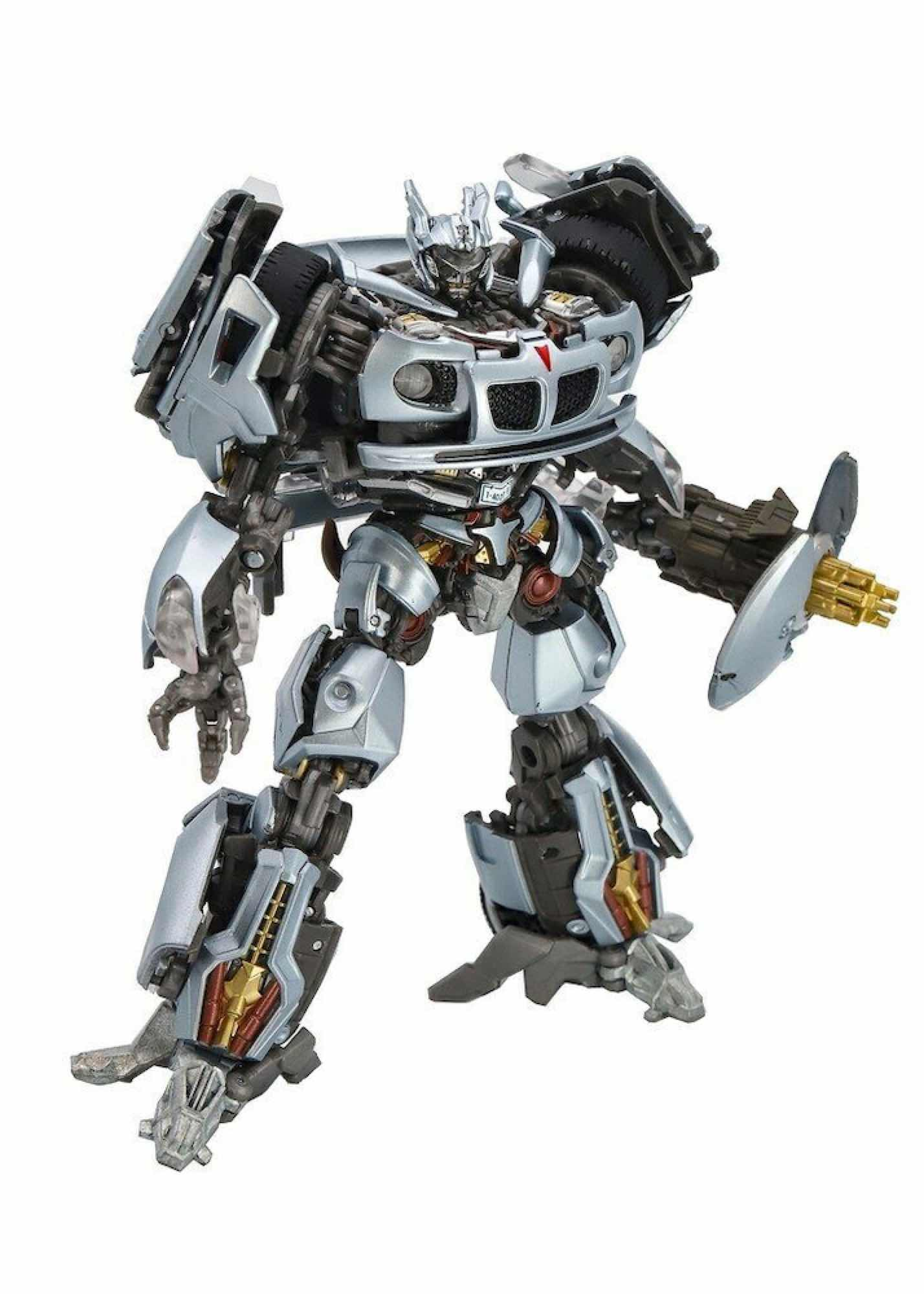 JAZZ MPM-9 FIGURA 20 CM TRANSFORMERS MASTERPIECE MOVIE (2007)