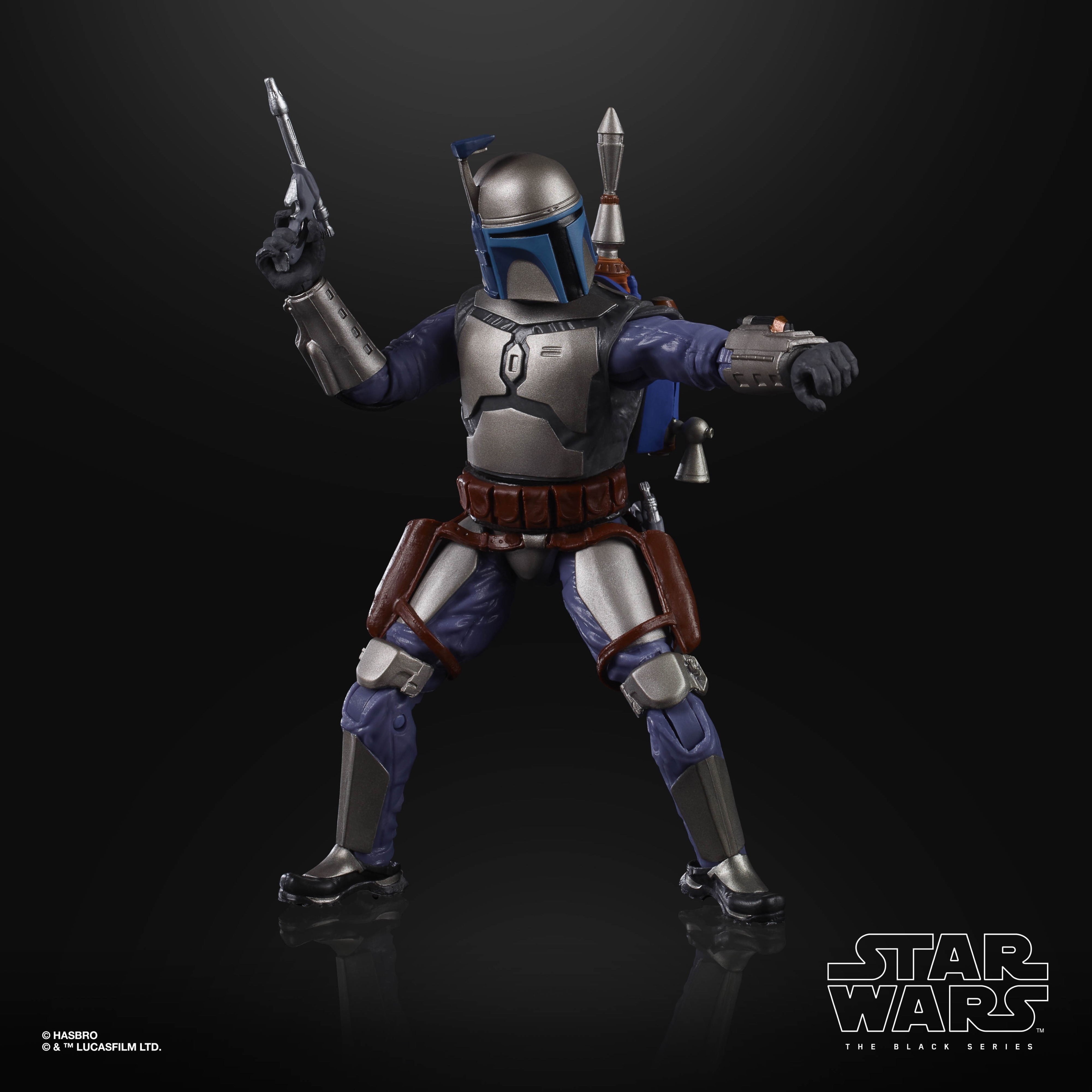 JANGO FETT FIGURA 15 CM STAR WARS BLACK SERIES GAMING GREATS