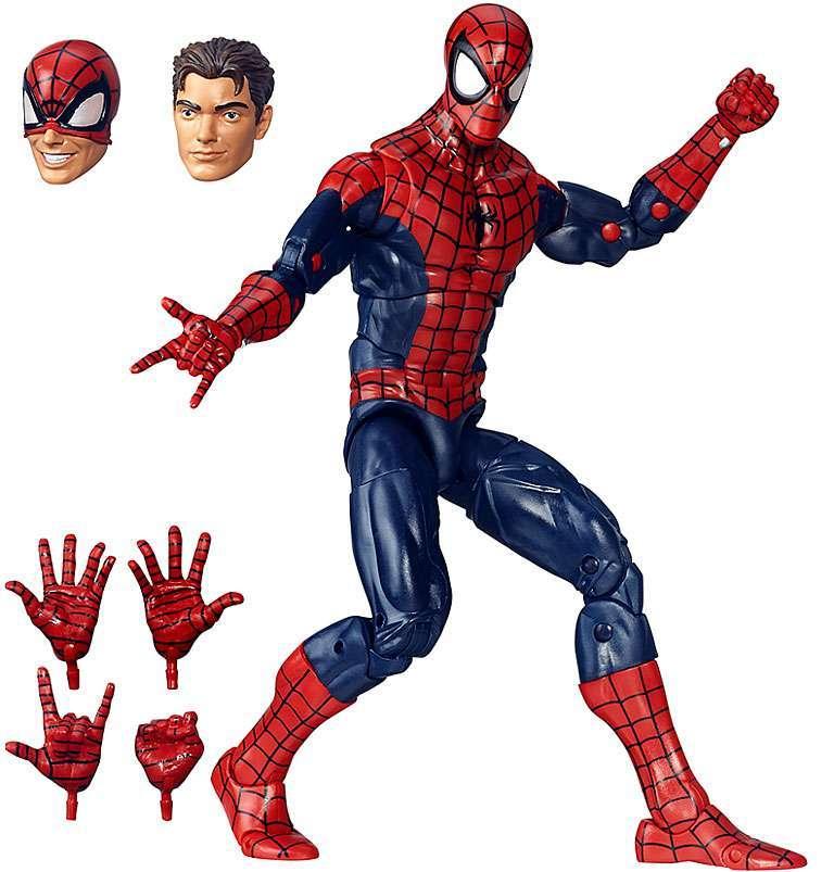 SPIDER-MAN FIGURA 30 CM MARVEL LEGENDS