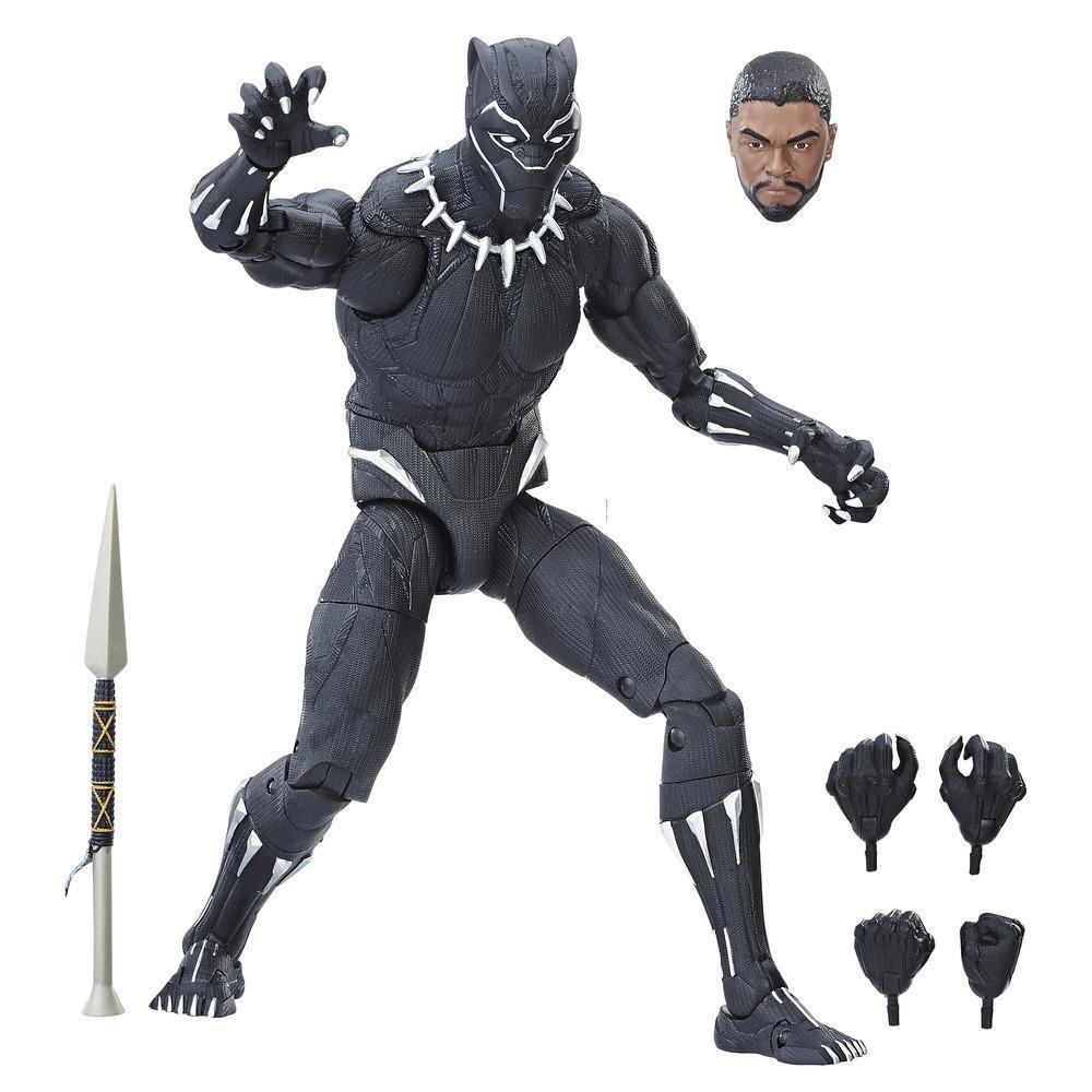 BLACK PANTHER HERO FIGURA 30 CM MARVEL LEGENDS