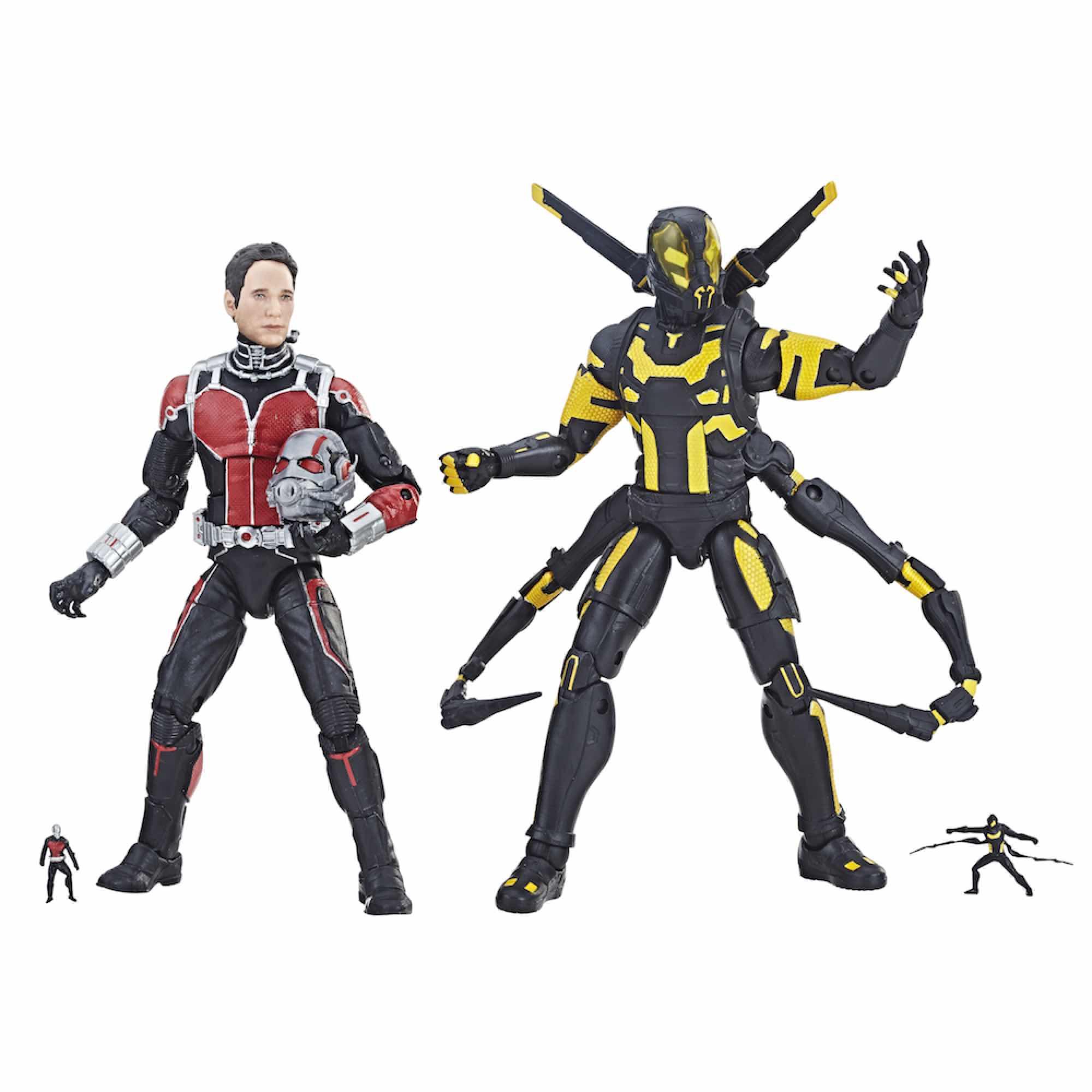 ANT-MAN & YELLOWJACKET SET 2 FIGURAS 15 CM ANT...