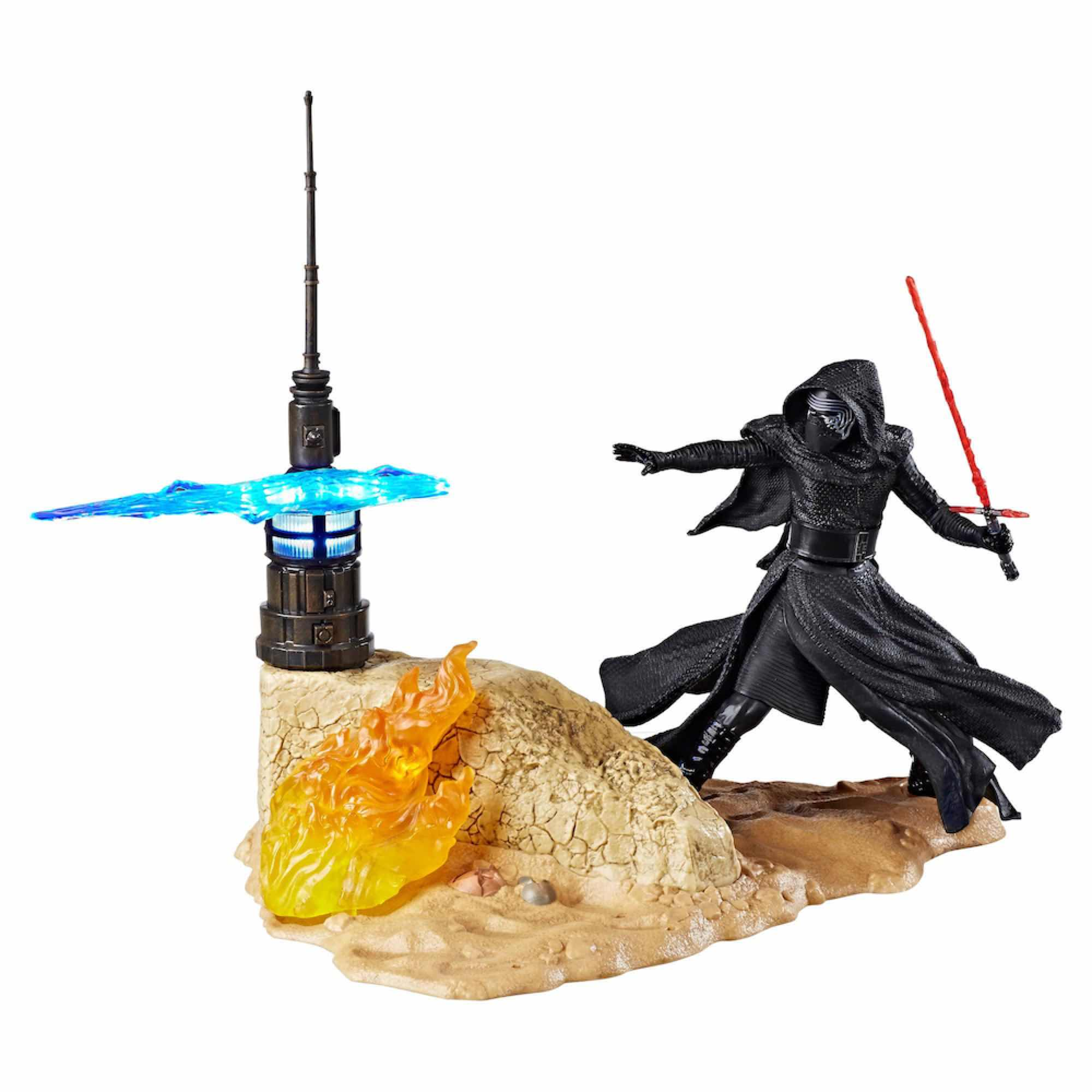 KYLO REN EP 7 FIGURA 24,5 CM STAR WARS THE BLACK SERIES CENTERPIECE