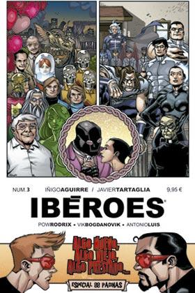 IBEROES 03: ALGO NUEVO, ALGO VIEJO, ALGO PRESTADO