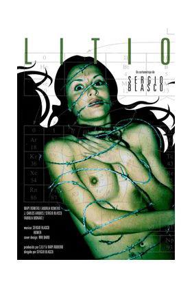 LITIO + MAS CARNAZA DVD