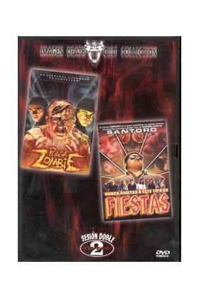 PLAGA ZOMBIE + NUNCA ASISTAS A ESTE TIPO DE FIESTAS DVD