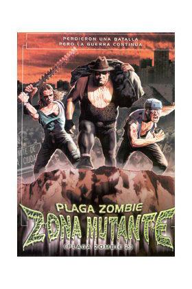 PLAGA ZOMBIE 2 - ZONA MUTANTE DVD