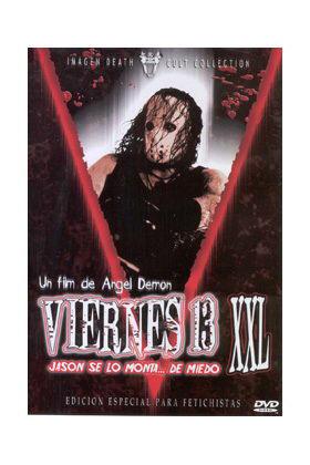 VIERNES 13 XXL DVD