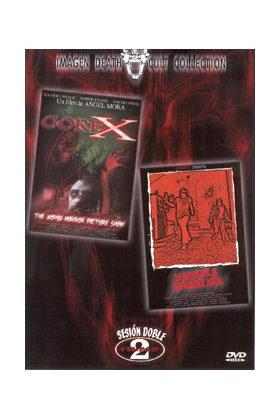 GOREX  + SANGRA BABYLON DVD