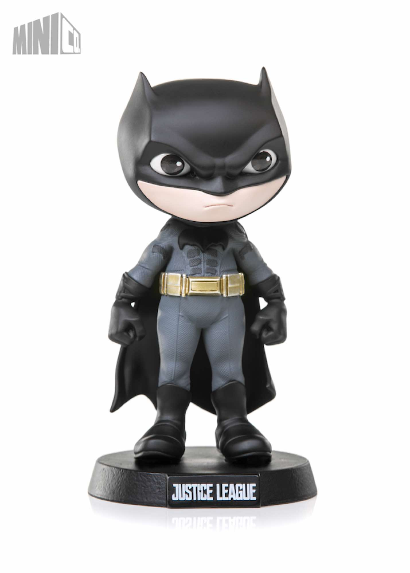 BATMAN FIG 14 CM JUSTICE LEAGUE UNIVERSO DC IRON STUDIOS MINICO HEROES