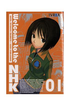 WELCOME TO NHK 01 (COMIC)