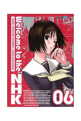 WELCOME TO NHK 06 (COMIC)