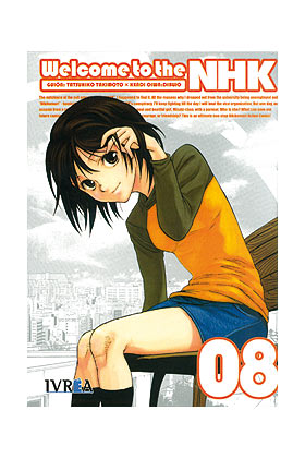 WELCOME TO NHK 08 (COMIC) (ULTIMO)