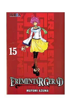 EREMENTAR GERAD 15 (COMIC)