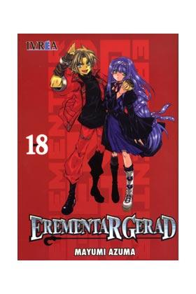 EREMENTAR GERAD 18 (COMIC) (ULTIMO NUMERO)