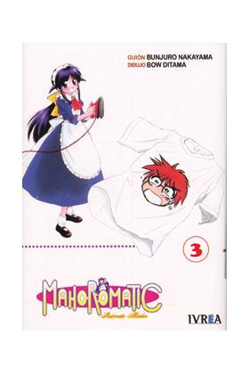 MAHOROMATIC 03 (COMIC)
