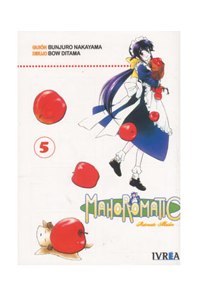MAHOROMATIC 05 (COMIC)