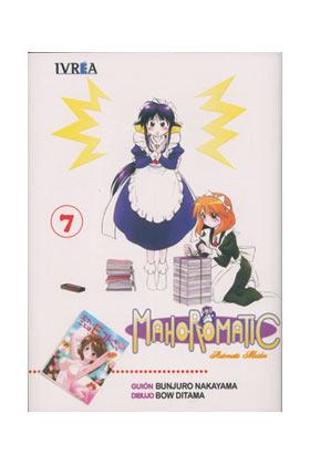 MAHOROMATIC 07 (COMIC)