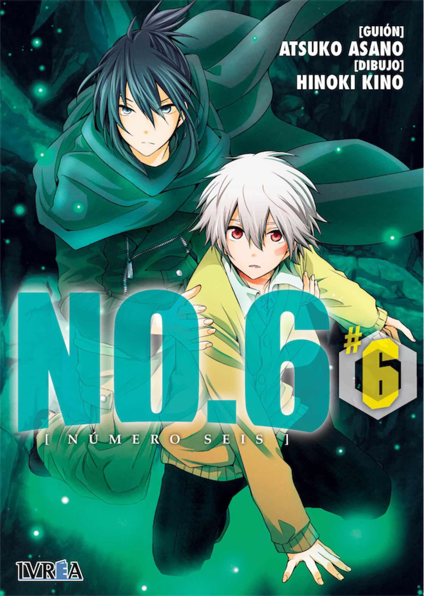 NO.6 06 (NUMERO SEIS) COMIC)