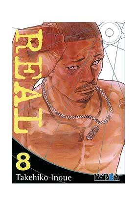 REAL 08 (COMIC)