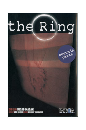THE RING. SEGUNDA PARTE (COMIC)
