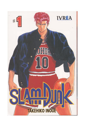 SLAM DUNK 01 COMIC