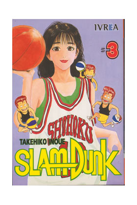 SLAM DUNK 03 COMIC