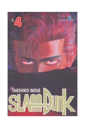 SLAM DUNK 04 COMIC