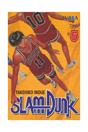 SLAM DUNK 05 COMIC