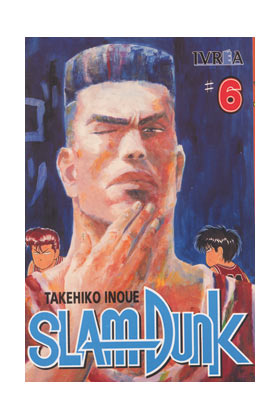 SLAM DUNK 06 COMIC