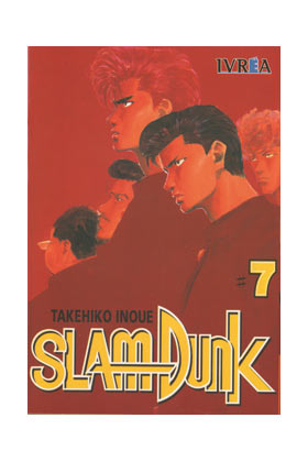 SLAM DUNK 07 COMIC