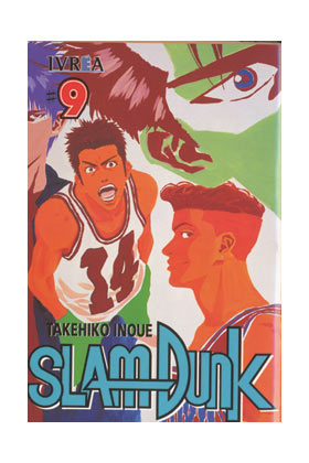SLAM DUNK 09 COMIC