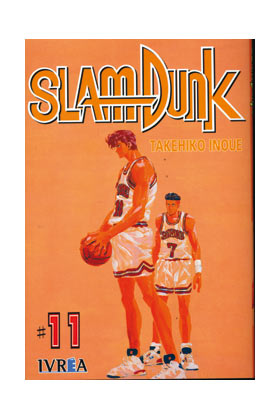 SLAM DUNK 11 COMIC