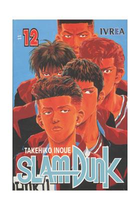 SLAM DUNK 12 COMIC