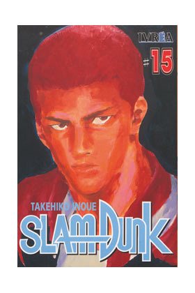 SLAM DUNK 15 COMIC