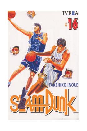 SLAM DUNK 16 (COMIC)