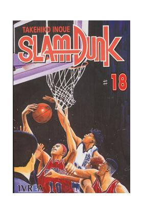 SLAM DUNK 18 (COMIC)