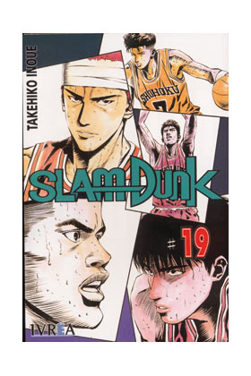 SLAM DUNK 19 (COMIC)
