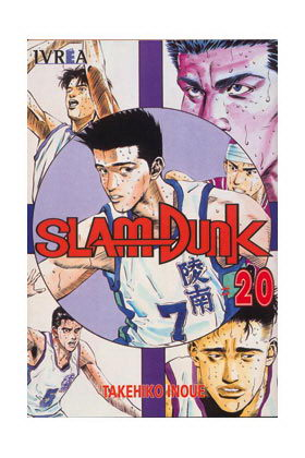 SLAM DUNK 20 (COMIC)