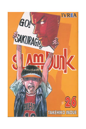 SLAM DUNK 26 (COMIC)
