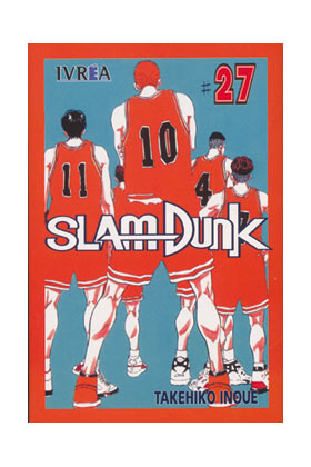 SLAM DUNK 27 (COMIC)