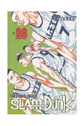 SLAM DUNK 28 (COMIC)