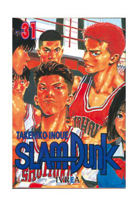 SLAM DUNK 31 (COMIC) (ULTIMO NUMERO)