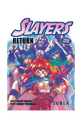 SLAYERS RETURN (COMIC)