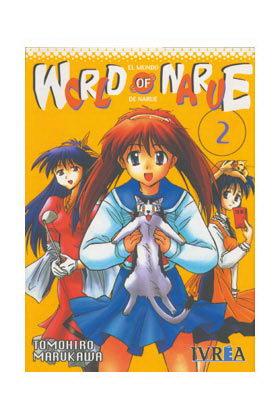 WORLD OF NARUE 02 (COMIC)