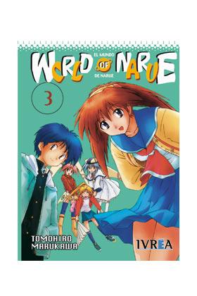 WORLD OF NARUE 03 (COMIC)