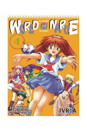 WORLD OF NARUE 04 (COMIC)